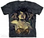 Medusa - T-shirt The Mountain