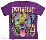 Rottweiler Luv - T-shirt The Mountain