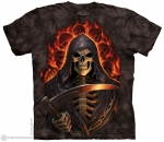 Fire Reaper T-Shirt - The Mountain