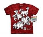 Dinos Colorwear -The Mountain - Dziecięca