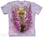 Foxgloves - T-shirt The Mountain