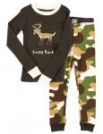 Young Buck - Piżama Dziecięca Długi rękaw - LazyOne
