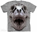 T-Rex Big Skull - The Mountain