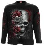 Skulls N' Roses - Longsleeve Spiral