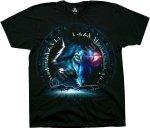 Wolf Stare - Liquid Blue