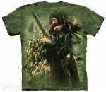 Enchanted Forest Eagles  - T-shirt The Mountain