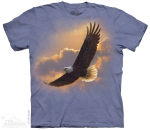 Soaring Spirit  - T-shirt The Mountain
