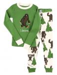 Bigfoot - Piżama Dziecięca Długi rękaw - LazyOne