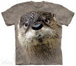 North American River Otter - The Mountain