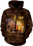 Beer Outdoors - Bluza The Mountain