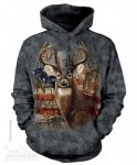 Patriotic Buck - Bluza The Mountain