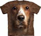 American Cocker Spaniel Face - Koszulka The Mountain