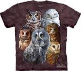 Owls - Koszulka The Mountain