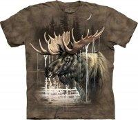 The Mountain - Koszulka Moose Forest