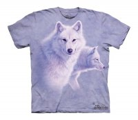 Graceful White Wolves - Dziecięca - The Mountain