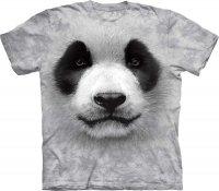Big Face Panda - Koszulka The Mountain