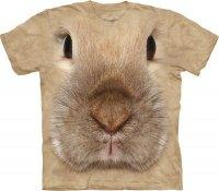 Bunny Face - Koszulka The Mountain