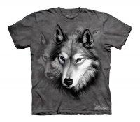 Wolf Portrait - Dziecięca - The Mountain