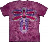 Dragonfly Tie-Dye Koszulka The Mountain