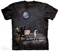 Moon Landing - The Mountain