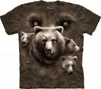 Bear Eyes - Koszulka The Mountain