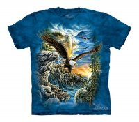 Find 11 Eagles - The Mountain - Koszulka  Dziecięca