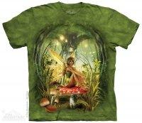 Toadstool Fairy - The Mountain