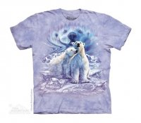 Find 10 Polar Bear Pair - The Mountain - Dziecięca