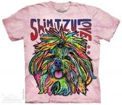Shitzu Luv - T-shirt The Mountain
