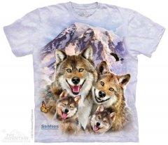 Wolf Selfie - The Mountain