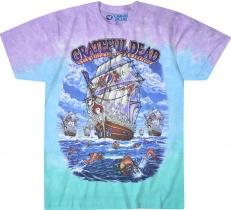 Gratefull Dead Ship Of Fools - Liquid Blue