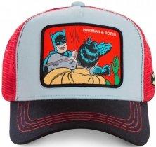 Batman & Robin Red DC - Kšiltovka Capslab