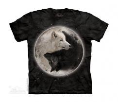 Yin Yang Wolves - The Mountain - Junior