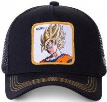 Goku Profile Black Dragon Ball - Kšiltovka Capslab