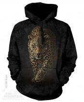 Savage Leopard - Mikina The Mountain