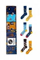 Hobby Set - Ponožky - sada 3 párů