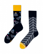 Badminton Time - Ponožky - Many Mornings