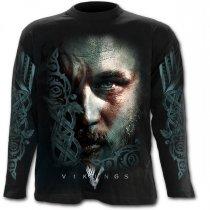 Ragnar Face - Longsleeve Spiral