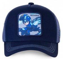 Megaman Blue - Kšiltovka Capslab