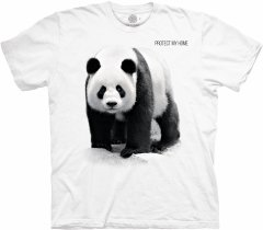 Panda Protect My Home White - The Mountain