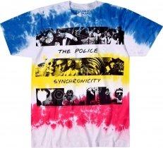 The Police Synchronicity - Liquid Blue