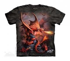 Fire Dragon - The Mountain - Junior