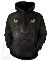 Black Panther Face - Mikina The Mountain