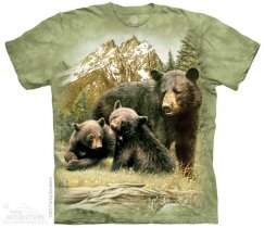 Black Bear Family - The Mountain