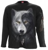 Wolf Chi - Longsleeve Spiral
