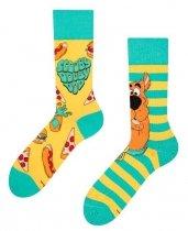 Scooby-Doo - Láska k Jídlu - Ponožky Good Mood
