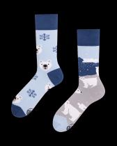 Polar Bear - Ponožky - Many Mornings