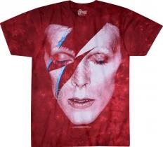 David Bowie - Aladdin Sane - Liquid Blue