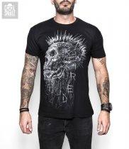 Wired Punk Skull - Cool Skullz