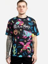 Monster Pattern - Rick And Morty